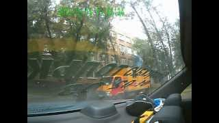 Ударили машинку шлагбаумом(, 2012-09-18T13:45:03.000Z)