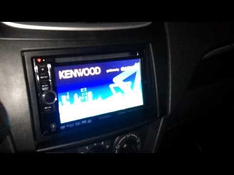 Kenwood DNX5280BT Problem