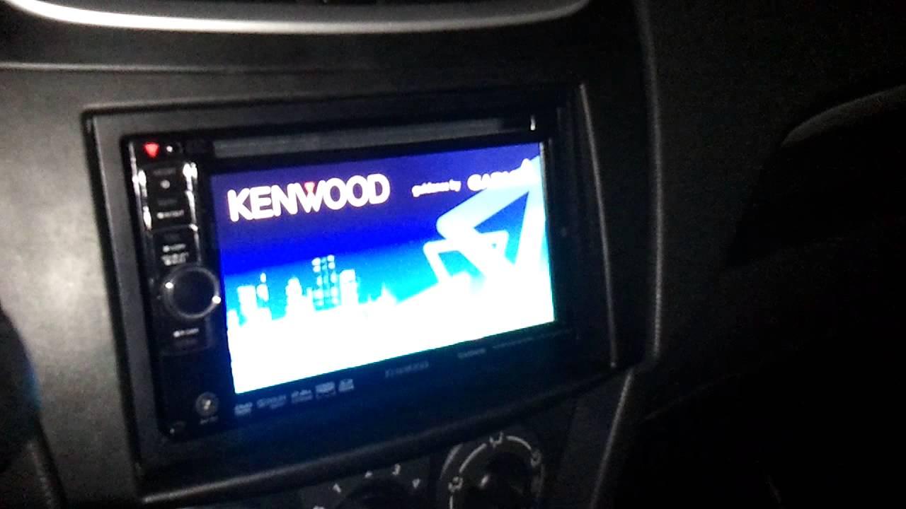 Kenwood sat nav DNX5280BT keeps rebooting! | Electronics Forums