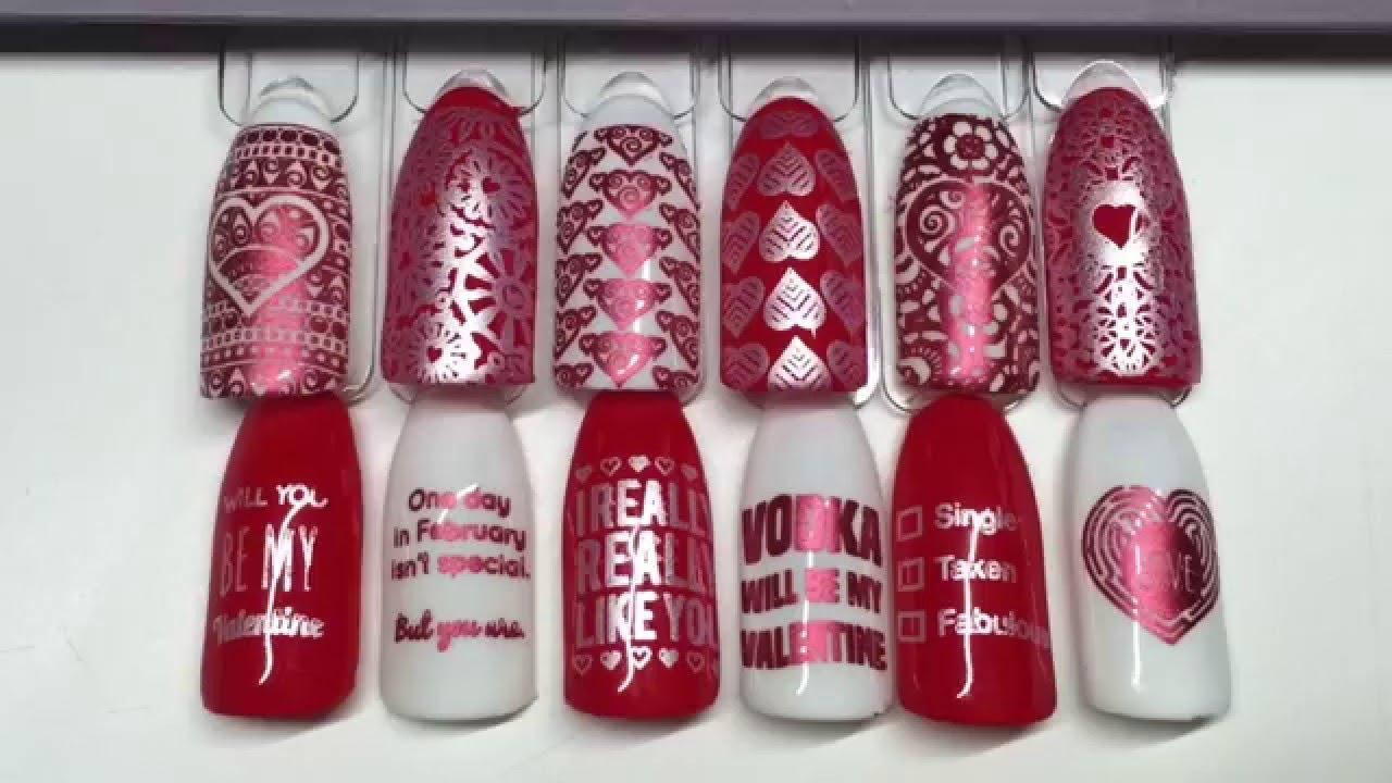 Sarah r nail art designs