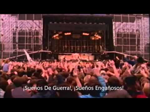 Metallica - Enter Sandman LIVE MOSCOW 1991 Subtitulos Español