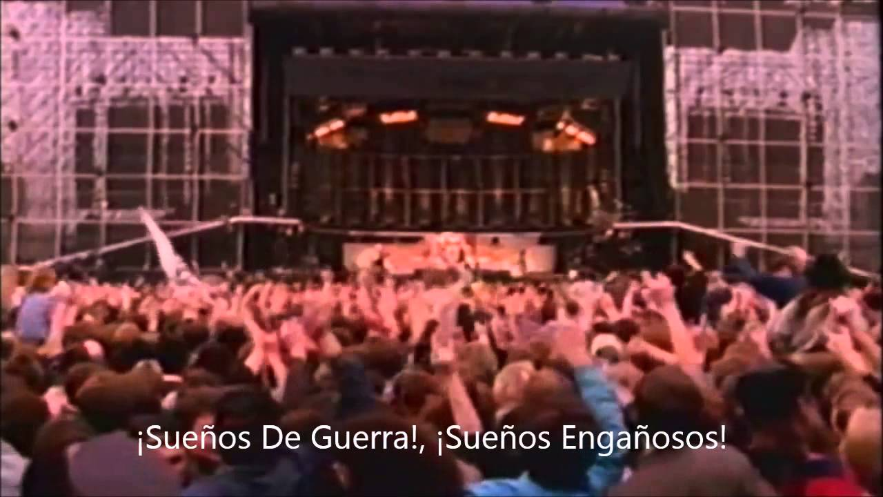 Metallica live in Moscow ´91 was a Madmans world. 1,4million people : videos