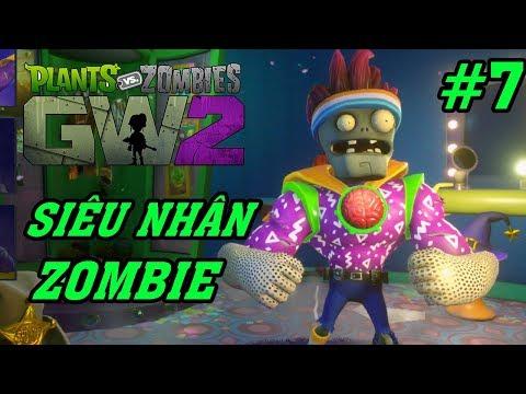 Plants Vs Zombies 2 3D - Hoa Quả Nổi Giận 2 3D: SIÊU NHÂN ZOMBIE BẢN ĐẶC BIỆT #7