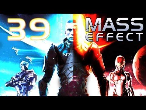 Mass Effect Walkthrough - Part 39 - Killing Sovereign and Saren (PC Gameplay / Commentary)