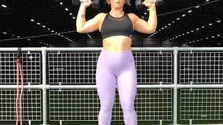Two Upper Body Exercises
