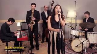JAYP Quinteto Voz + Saxofone + Guitarra + Contrabaixo + Bateria