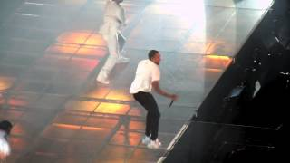Chris Brown in concert Amsterdam