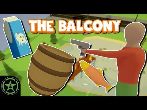 Play Pals - The Balcony