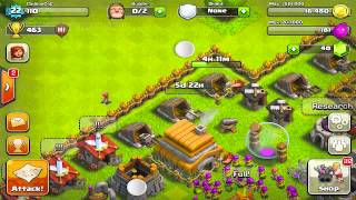 Clash of clans - Replay Glitch and lets play series!