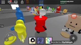 Battle for Bfdi roleplay in roblox S1 Ep4