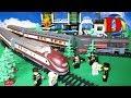 Мультфильмы про машинки Полицейская машинка Едем на поезде ЛЕГО мультики для детей и Трамвай mp3