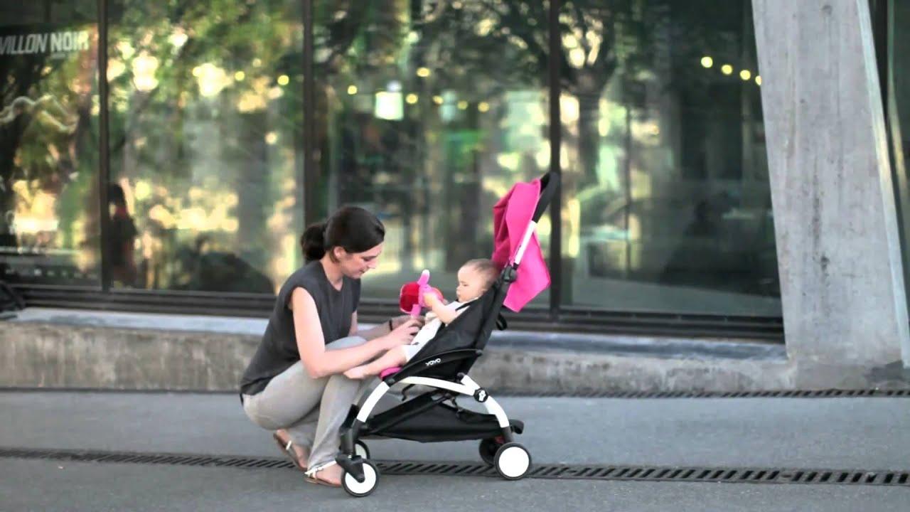 BABYZEN YOYO Stroller Demo Pramworld - YouTube