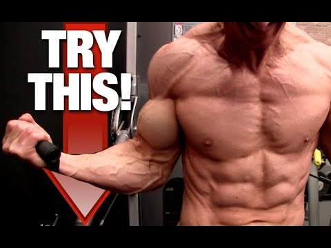 4 Ways to Gain 1 Inch On Your Arms! (BICEPS | TRICEPS)