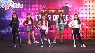 180121 Girlguy cover GENA DESOUZA - จริงๆมันก็ดี (Drunk) @ The Explace Cover Dance 2018 (Audition#1)