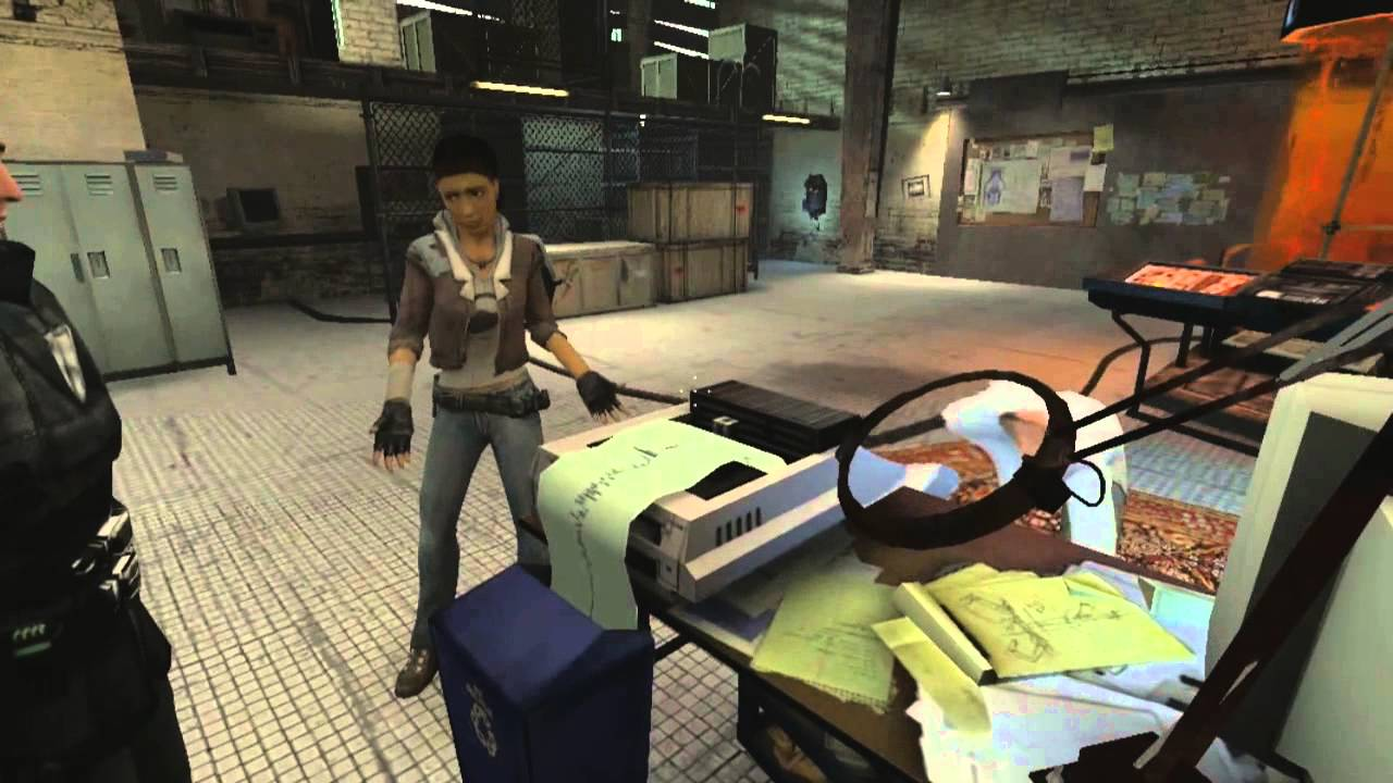 Half-Life 2: Episode Two Part 5 - YouTube