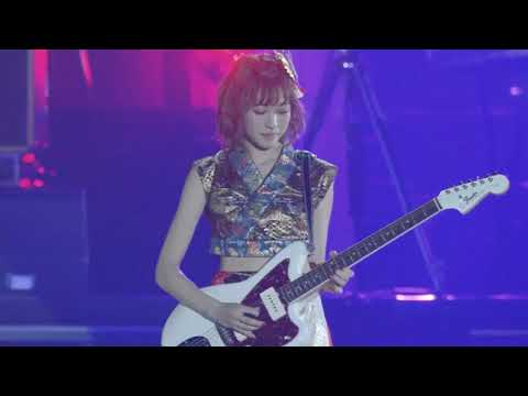 SILENT SIREN - チャイナキッス (China Kiss) Live