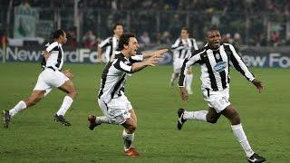 09/03/2005 - Champions League - Juventus - Real Madrid 2-0