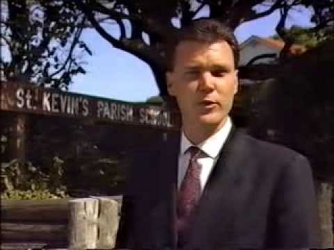 ST KEVIN'S SCHOOL EASTWOOD VIDEO PRODUCTIONS (1984-1992)