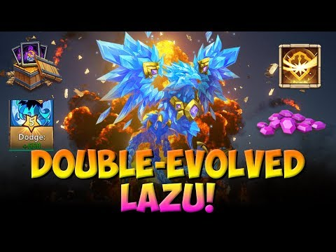 JT's F2P Lazulix DEVO Augmented Trait Rolling LETS GO! Castle Clash