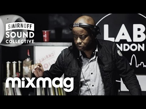 JUAN ATKINS in The Lab LDN