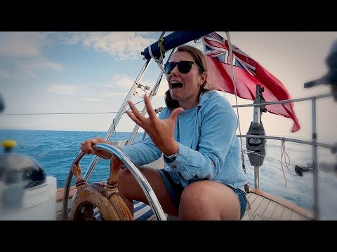 65] ARGH! The REALITY Of Sailing The Mediterranean | BOAT LIFE