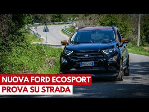 Nuova Ford EcoSport | Prova su Strada del crossover americano