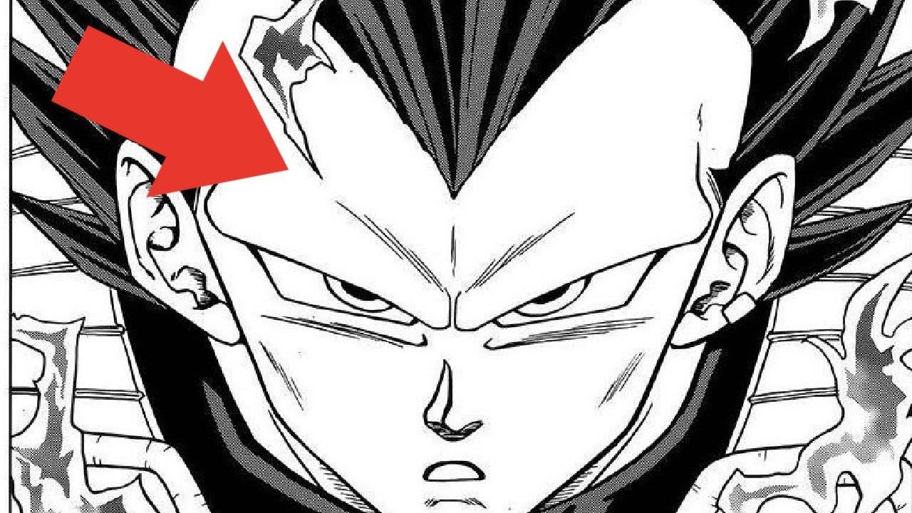 God of Destruction Vegeta OFFICIAL FIRST LOOK #DragonBallSuper - YouTube