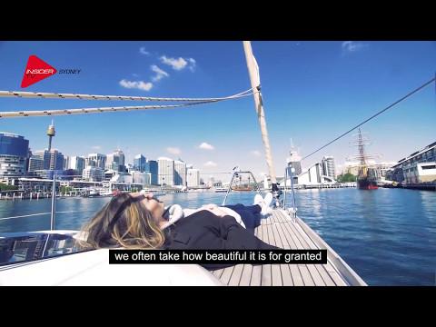 Sydney by Sail   Insider TV