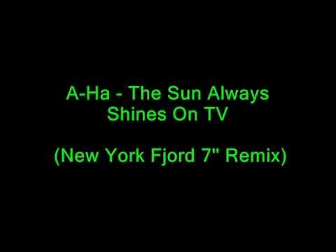 A-Ha - The Sun Always Shines On TV (New York Fjord 7 ...