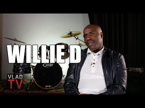 Willie D Imagines if White People Were Targeted Like Blacks: It'd Be a Civil War (Part 9)