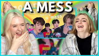 Download lagu TEUMEs React to treasure being a mess for 8 minutes straight | Hallyu Doing