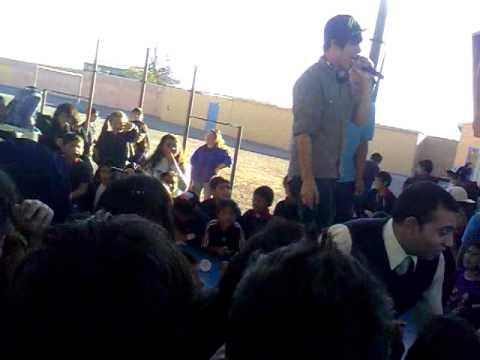 Justin Bieber Colegio Calama