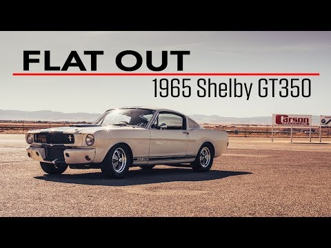 $900 1965 Shelby GT350 gets a track day workout | Flat Out - Ep 3