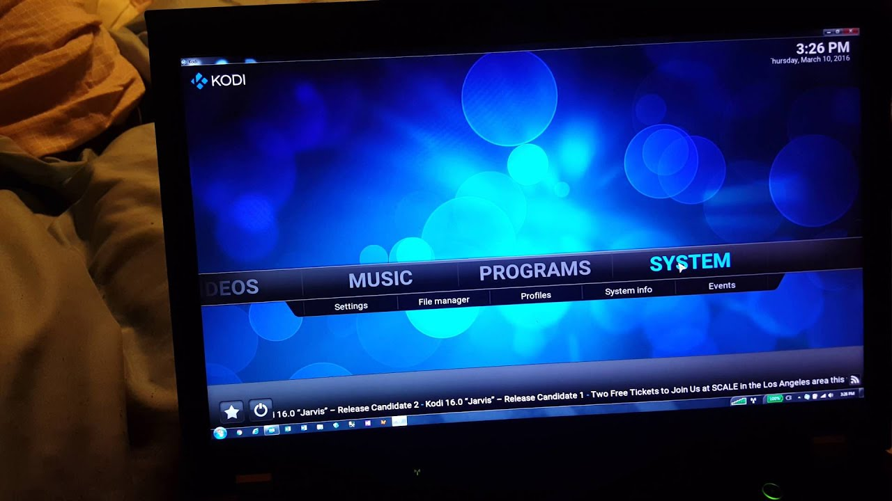 how to watch discovery channel on kodi