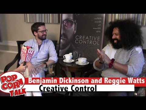 Reggie Watts and Benjamin Dickinson Discuss Technology vs ...