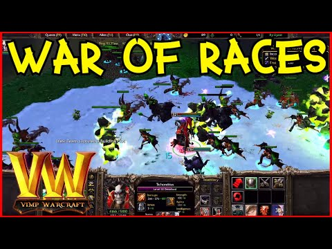 War of Races | Warcraft 3 Reforged | Hard Game ft. Oreo & George from YouTube · Duration:  57 minutes 13 seconds