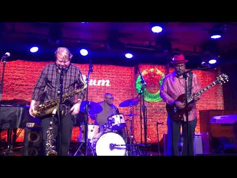 Jaimoe's Jasssz Band from The Iridium NYC 12/13/2017 - Dilemma