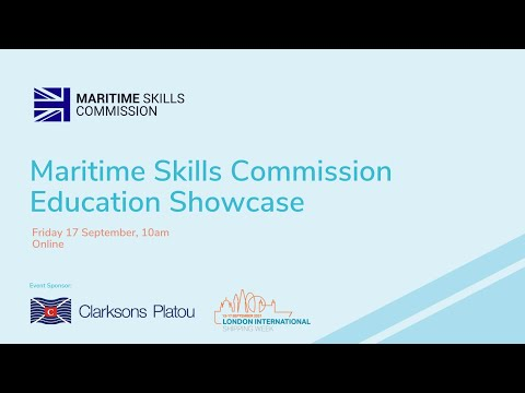 Maritime Skills Commission's Educational Showcase during London International Shipping Week