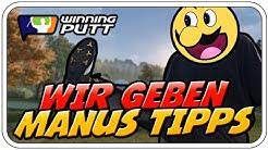 WIR GEBEN MANUS TIPPS ♠♠♠ - WINNING PUTT - Let's Play Winning Putt - Dhalucard
