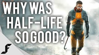 Video Why was Half-Life so good? download MP3, 3GP, MP4, WEBM, AVI, FLV Oktober 2017