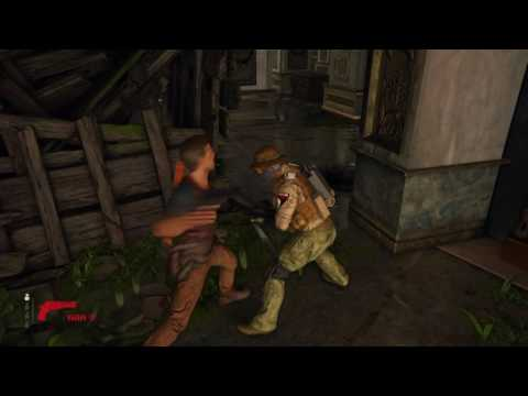 Uncharted 4 Avery's House Encounter - Crushing Difficulty