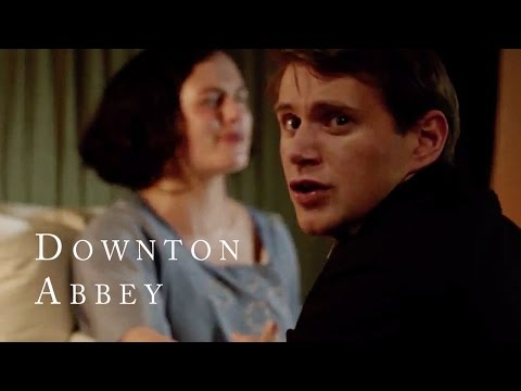 Downton Tragedy: Sybil's Death // Downton Abbey