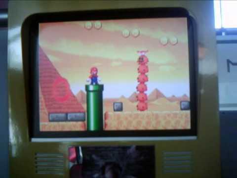 Prerelease:New Super Mario Bros  - Hiccup