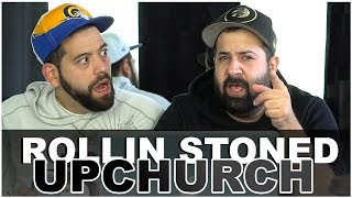 "COME TO CANADA!! Music Reaction | Ryan Upchurch ""Rollin Stoned"""