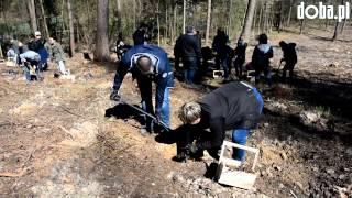 IV Sadzenie Lasów Samorządowców i Mediów 2015