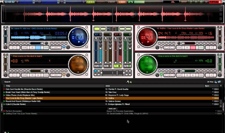 lab mix beta 4 downolod www virtualdj com