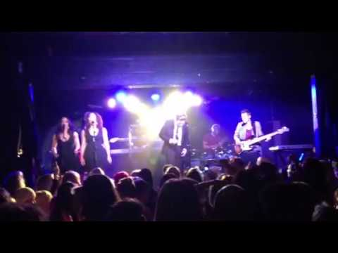 Tyler James - Single Tear Live At Machester Academy 3 - Nov