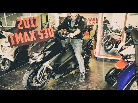 2017 Yamaha Tmax 530 // Vlog