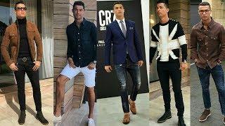 Cristiano Ronaldo  Casual style Looks / Cristiano Ronaldo Fashion Style