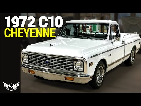 1972 Chevrolet Cheyenne for sale